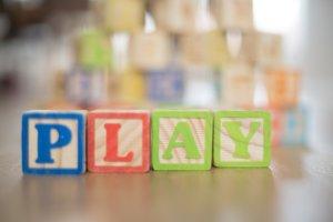 PLAYのブロック